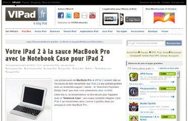 http://www.vipad.fr/post/iPad-devient-macbook-pro-clavier-ipad