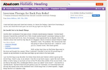 http://healing.about.com/od/inversion/a/backtherapy.htm