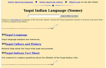 http://www.native-languages.org/yaqui.htm
