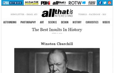 http://all-that-is-interesting.com/best-insults-history