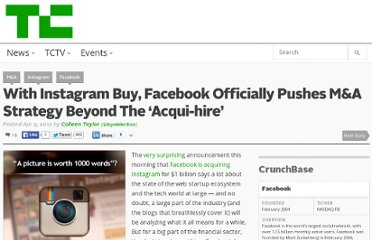 http://techcrunch.com/2012/04/09/facebook-instagram-m-and-a-strategy/