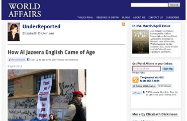 http://www.worldaffairsjournal.org/blog/elizabeth-dickinson/how-al-jazeera-english-came-age