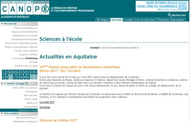 http://crdp.ac-bordeaux.fr/cddp33/sciences/indexsciences.asp