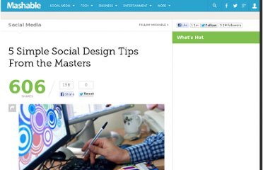http://mashable.com/2010/03/30/social-design-tips/