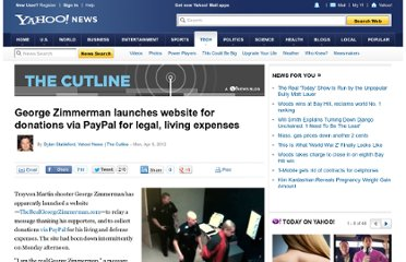 http://news.yahoo.com/blogs/cutline/george-zimmerman-launches-website-soliciting-donations-via-paypal-223721709.html