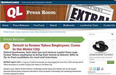 http://www.quickenloans.com/press-room/2012/detroit-to-former-yahoo-employees-come-to-the-motor-city