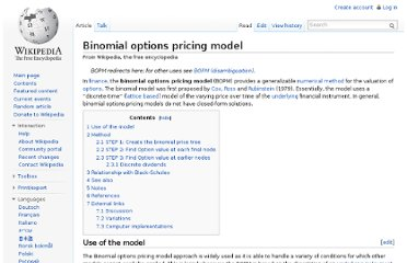 http://en.wikipedia.org/wiki/Binomial_options_pricing_model#STEP_1:_Create_the_binomial_price_tree