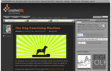 http://creativebits.org/inspiration/the_dog_exercising_machine