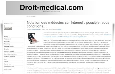 http://droit-medical.com/actualites/evolution/541-notation-medecins-sur-internet-possible-sous-conditions