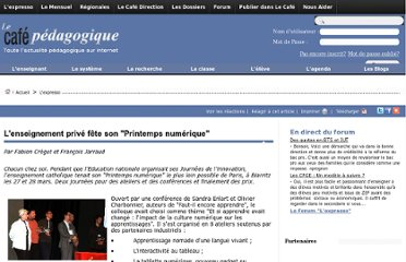 http://www.cafepedagogique.net/lexpresso/Pages/2012/04/02042012_Ensprive.aspx
