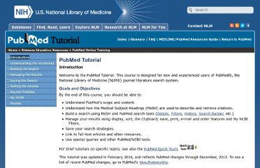 http://www.nlm.nih.gov/bsd/disted/pubmedtutorial/index.html