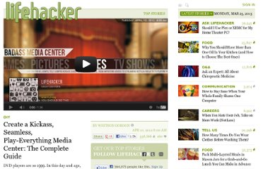 http://lifehacker.com/5900626/create-a-kickass-seamless-play+everything-media-center-the-complete-guide