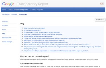 https://www.google.com/transparencyreport/faq/#governmentrequestsfaq