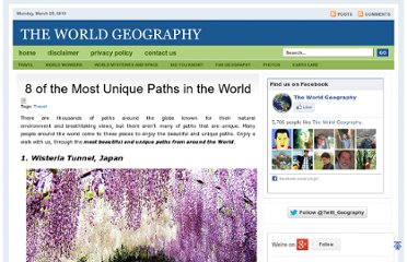 http://www.theworldgeography.com/2012/04/8-of-most-unique-paths-in-world.html