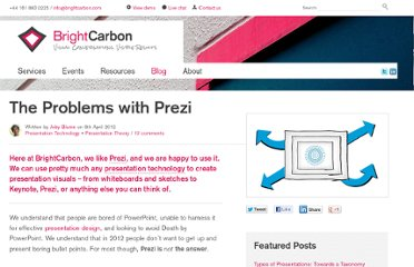 http://www.brightcarbon.com/blog/the-problems-with-prezi/