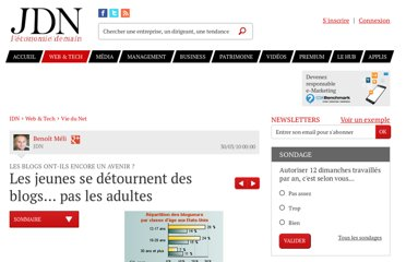 http://www.journaldunet.com/ebusiness/le-net/blogs-en-france/les-jeunes-et-les-blogs.shtml