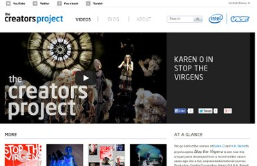 http://thecreatorsproject.com/videos/karen-o-in-stop-the-virgens
