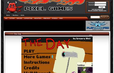 http://www.pixelgames.com/game/234/The-Day.html