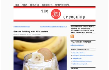 http://www.thejeyofcooking.com/banana-pudding-with-nilla-wafers/