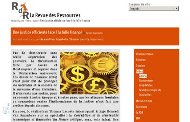 http://www.larevuedesressources.org/une-justice-efficiente-face-a-la-folle-finance,2287.html