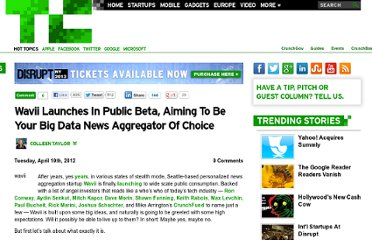 http://techcrunch.com/2012/04/10/wavii-launches-in-public-beta-aiming-to-be-the-big-data-news-aggregator-of-choice/