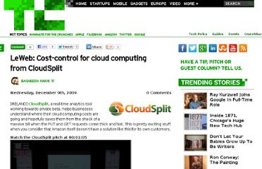 http://techcrunch.com/2009/12/09/leweb-cost-control-for-cloud-computing-from-cloudsplit/