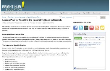 http://www.brighthubeducation.com/spanish-lesson-plans/30283-teaching-the-imperative-mood/