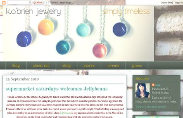 http://kobrienjewelry.blogspot.com/2010/09/supermarket-saturdays-welcomes.html