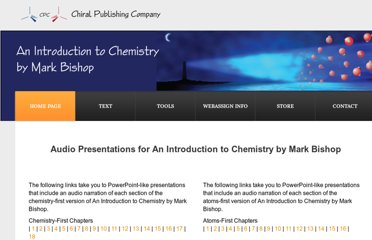 http://preparatorychemistry.com/Bishop_Audio_Book.htm