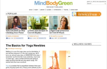 http://www.mindbodygreen.com/0-4480/The-Basics-for-Yoga-Newbies.html