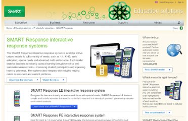 http://smarttech.com/us/Solutions/Education+Solutions/Products+for+education/Complementary+hardware+products/SMART+Response