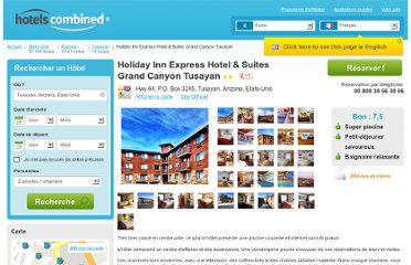 http://www.hotelscombined.fr/Hotel/Holiday_Inn_Express_Hotel_Suites_Grand_Canyon_Tusayan.htm#hc_section_Overview