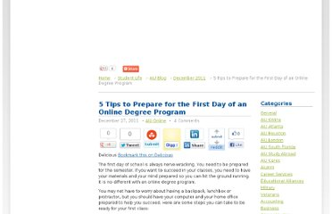 http://www.aiuniv.edu/Student-Life/Blog/December-2011/5-Tips-For-The-First-Day-Of-An-Online-Degree-Program?dXFn&dQZn