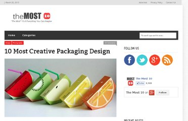 http://www.themost10.com/10-most-creative-packaging-design/