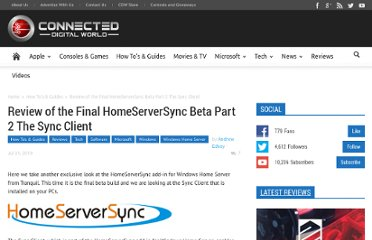 http://connecteddigitalworld.com/2010/07/31/review-of-the-final-homeserversync-beta-part-2-the-sync-client/