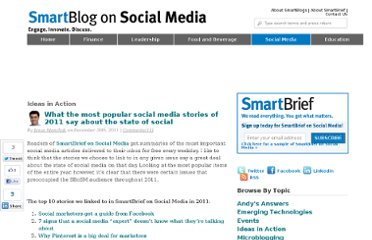 http://smartblogs.com/social-media/2011/12/30/what-the-most-popular-social-media-stories-of-2011-say-about-the-state-of-social/