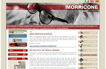 http://www.enniomorricone.it/uk/news.php
