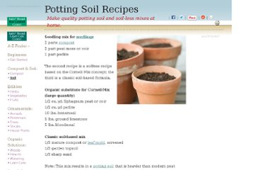 http://www.organicgardening.com/learn-and-grow/potting-soil-recipes