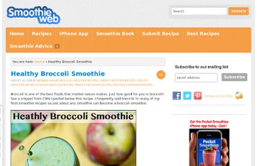 http://www.smoothieweb.com/healthy-broccoli-smoothie/