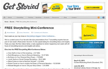 http://www.getstoried.com/free-storytelling-mini-conference-preview/