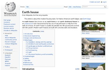 http://en.wikipedia.org/wiki/Earth_house