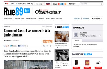 http://www.rue89.com/2010/03/26/comment-alcatel-se-connecte-a-la-junte-birmane-144612