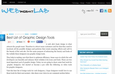 http://webinsightlab.com/design/best-list-of-graphic-design-tools/
