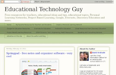 http://educationaltechnologyguy.blogspot.com/2011/02/springpad-free-notes-and-organizer.html