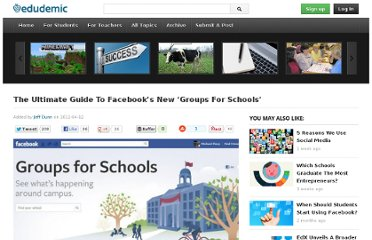 http://edudemic.com/2012/04/the-ultimate-guide-to-facebooks-new-groups-for-schools/