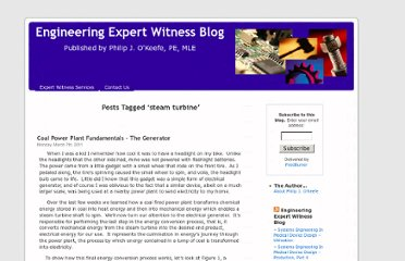 http://www.engineeringexpert.net/Engineering-Expert-Witness-Blog/?tag=steam-turbine