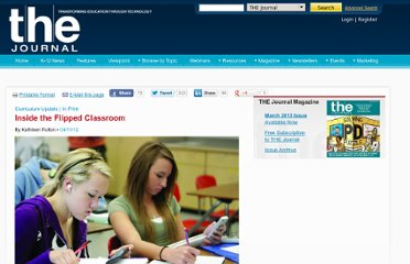 http://thejournal.com/articles/2012/04/11/the-flipped-classroom.aspx