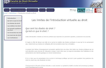 http://fdv.univ-lyon3.fr/joomdle/index.php?option=com_content&view=article&id=17&Itemid=53