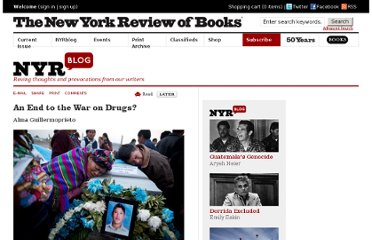 http://www.nybooks.com/blogs/nyrblog/2012/apr/12/latin-america-end-drug-war/