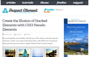 http://inspectelement.com/tutorials/create-the-illusion-of-stacked-elements-with-css3-pseudo-elements/